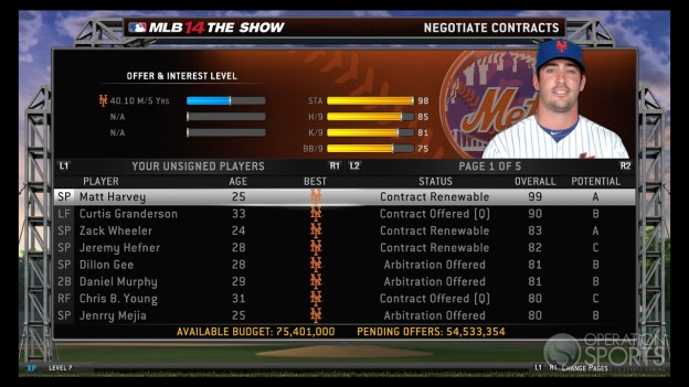 MLB 14 The Show Screenshot #109 for PS3
