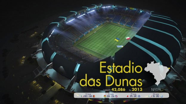 2014 FIFA World Cup Brazil Screenshot #44 for PS3