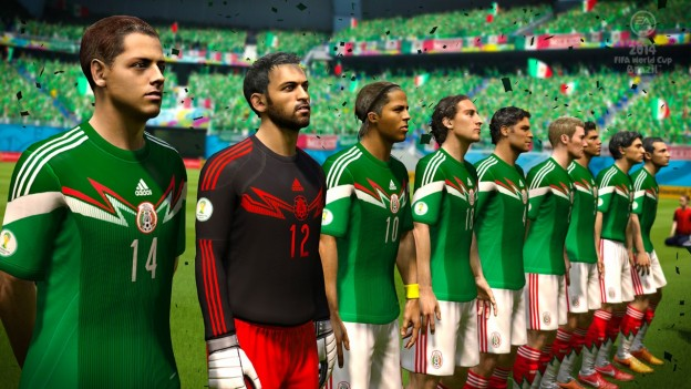 2014 FIFA World Cup Brazil Screenshot #63 for PS3