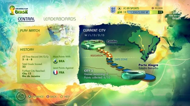 2014 FIFA World Cup Brazil Screenshot #31 for Xbox 360