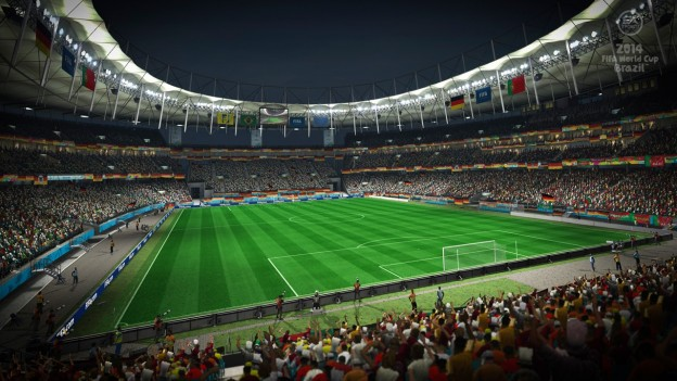 2014 FIFA World Cup Brazil Screenshot #37 for Xbox 360