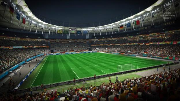 2014 FIFA World Cup Brazil Screenshot #37 for Xbox 360