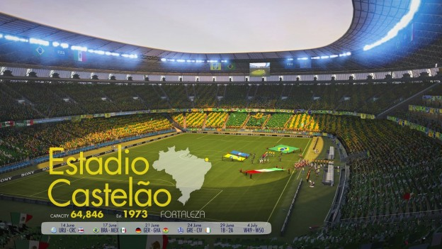 2014 FIFA World Cup Brazil Screenshot #40 for Xbox 360