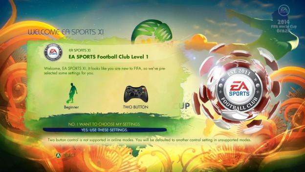 2014 FIFA World Cup Brazil Screenshot #58 for Xbox 360