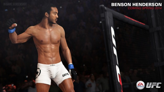EA Sports UFC Screenshot #38 for PS4