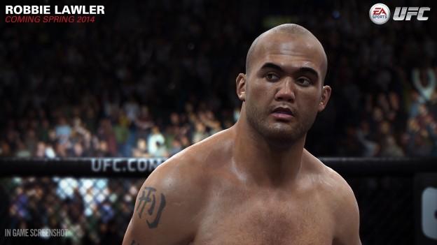 EA Sports UFC Screenshot #40 for PS4