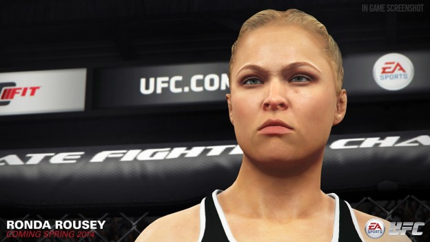 EA Sports UFC Screenshot #42 for PS4