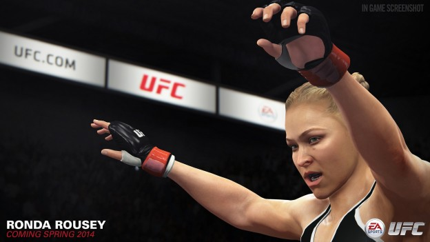 EA Sports UFC Screenshot #43 for PS4