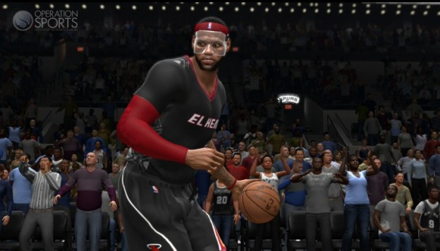 NBA Live 14 Screenshot #87 for PS4