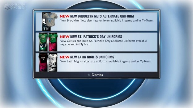 NBA 2K14 Screenshot #129 for PS4