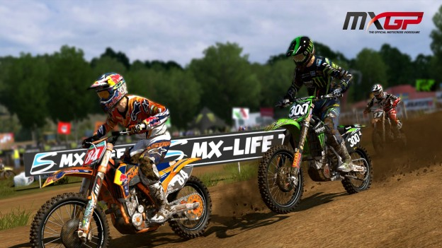 MXGP The Official Motocross Game Screenshot #12 for Xbox 360