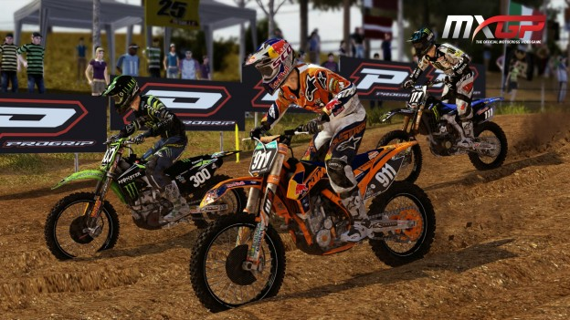 MXGP The Official Motocross Game Screenshot #25 for Xbox 360