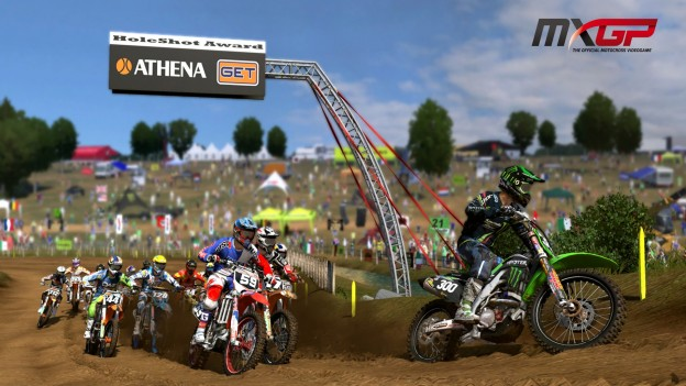 MXGP The Official Motocross Game Screenshot #7 for PS3