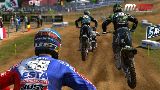 MXGP The Official Motocross Game Screenshot #8 for PS3