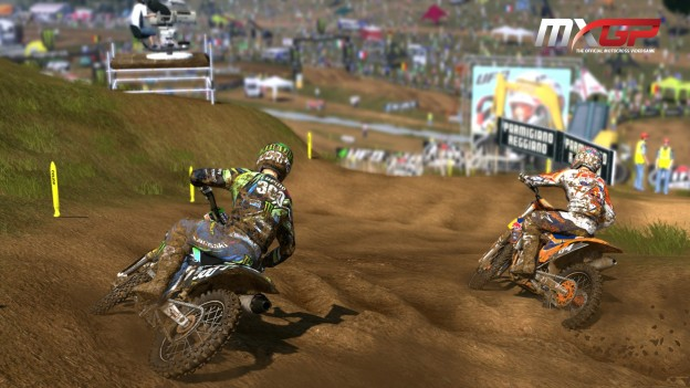 MXGP The Official Motocross Game Screenshot #10 for PS3