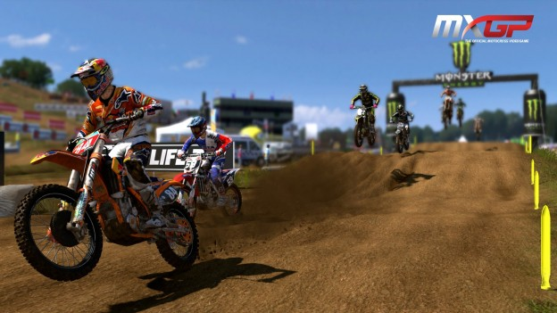 MXGP The Official Motocross Game Screenshot #12 for PS3
