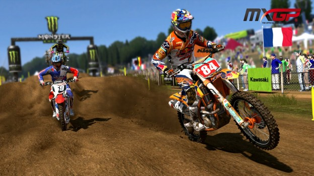 MXGP The Official Motocross Game Screenshot #13 for PS3