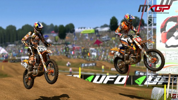 MXGP The Official Motocross Game Screenshot #14 for PS3
