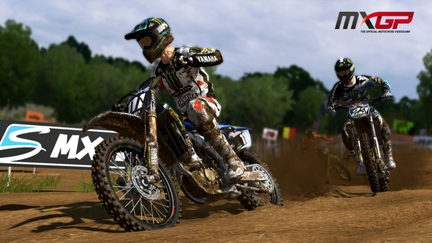 MXGP The Official Motocross Game Screenshot #15 for PS3