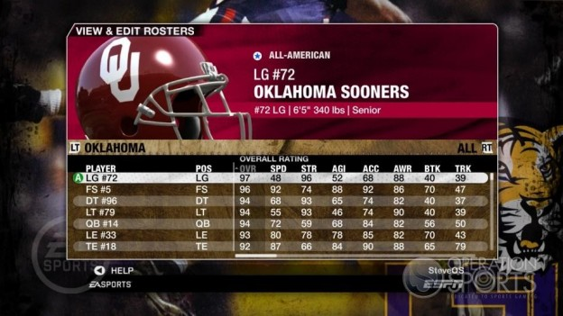 NCAA Football 09 Screenshot #160 for Xbox 360