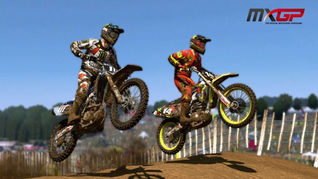 MXGP The Official Motocross Game Screenshot #17 for PS3