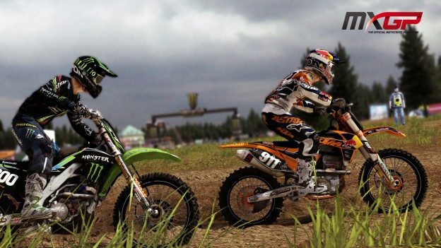 MXGP The Official Motocross Game Screenshot #18 for PS3