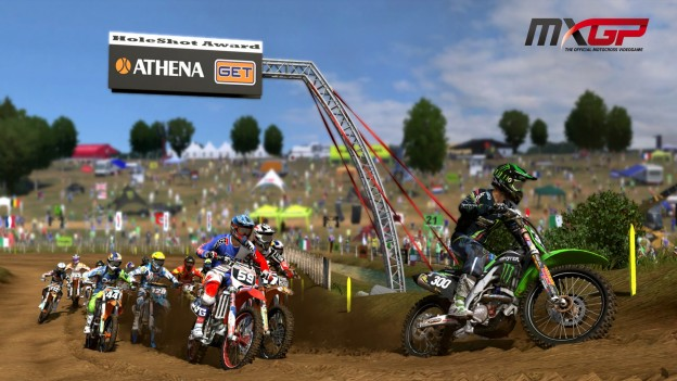MXGP The Official Motocross Game Screenshot #20 for PS3