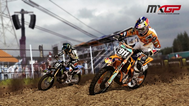 MXGP The Official Motocross Game Screenshot #23 for PS3