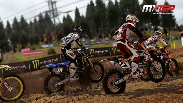 MXGP The Official Motocross Game Screenshot #25 for PS3
