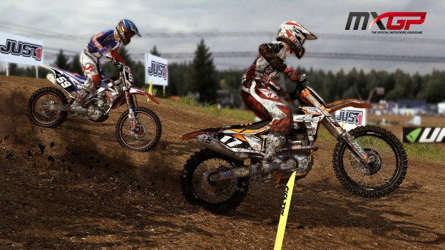 MXGP The Official Motocross Game Screenshot #27 for PS3