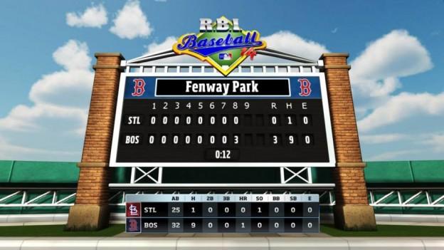 R.B.I. Baseball 14 Screenshot #5 for Xbox 360