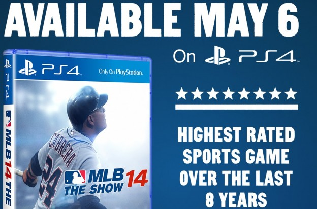 MLB 14 The Show Screenshot #22 for PS4