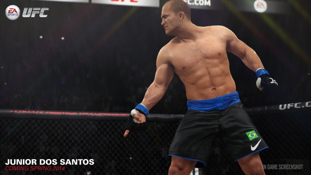 EA Sports UFC Screenshot #57 for Xbox One