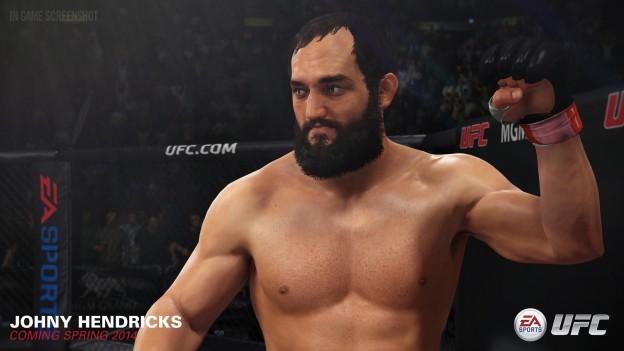 EA Sports UFC Screenshot #46 for PS4