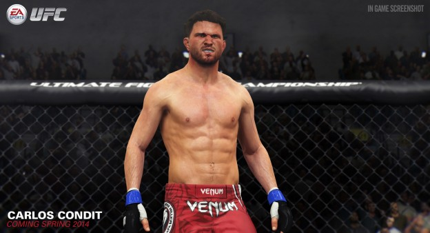 EA Sports UFC Screenshot #47 for PS4