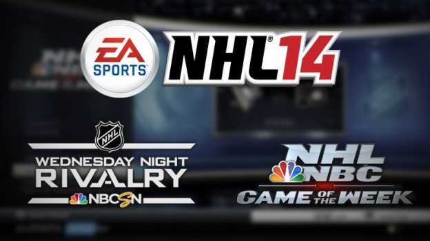 NHL 14 Screenshot #151 for Xbox 360