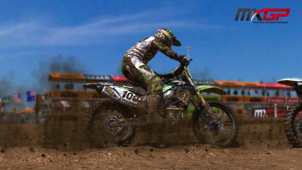 MXGP The Official Motocross Game Screenshot #28 for PS3