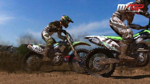 MXGP The Official Motocross Game Screenshot #29 for PS3