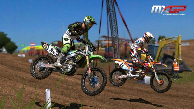 MXGP The Official Motocross Game Screenshot #30 for PS3