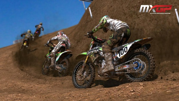 MXGP The Official Motocross Game Screenshot #32 for PS3
