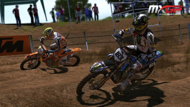 MXGP The Official Motocross Game Screenshot #35 for PS3