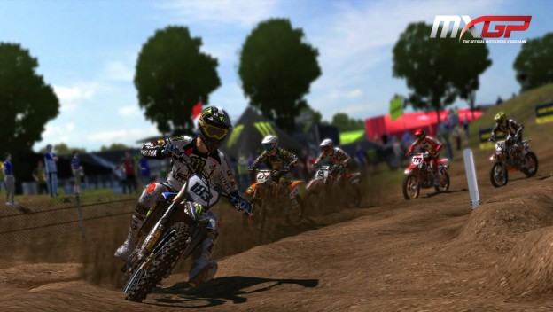 MXGP The Official Motocross Game Screenshot #36 for PS3