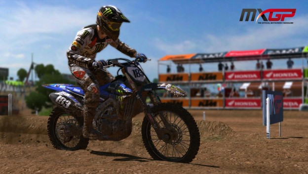 MXGP The Official Motocross Game Screenshot #38 for PS3