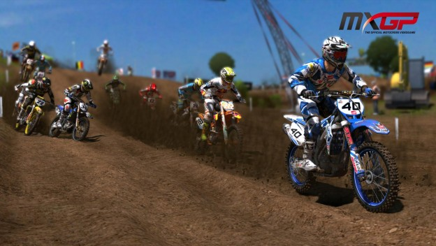 MXGP The Official Motocross Game Screenshot #39 for PS3