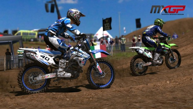 MXGP The Official Motocross Game Screenshot #40 for PS3