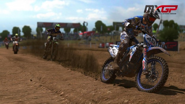 MXGP The Official Motocross Game Screenshot #41 for PS3