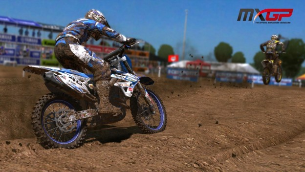 MXGP The Official Motocross Game Screenshot #42 for PS3