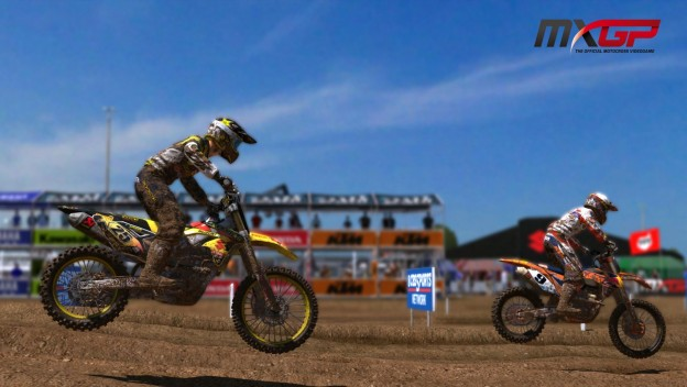 MXGP The Official Motocross Game Screenshot #43 for PS3