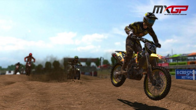 MXGP The Official Motocross Game Screenshot #44 for PS3