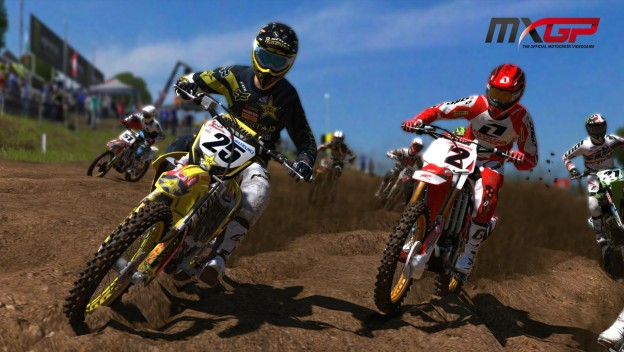 MXGP The Official Motocross Game Screenshot #45 for PS3